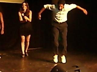 Jason Samuels Smith, Michelle Dorrance & Chloe Arnold - Выступление на 1-м Пражском степ-фестивале