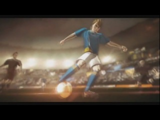 Китайская рекламма чемпионата по футболу.