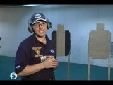 Видео №3. Стрельба из пистолета. Мастер класс от Александра Милюкова.