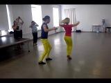 Vito and Stefania - NY partnerwork