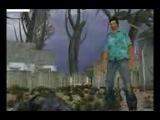 GTA Фильм - Укуренные из Vice City #2 Телепортация в S.T.A.L.K.E.R