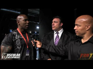2012 Toronto Pro - Finals Wrap-Up with Shawn Ray, Bill Wilmore, Flex Wheeler, and more