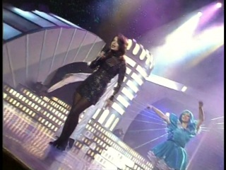 Наташа Королева - Хрустальное сердце Мальвины (Песня Года 1998 Отборочный Тур)