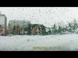 Зимний дрифт - ) TOYOTA COROLLA FIELDER-2