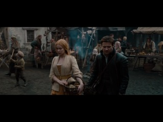 HANSEL & GRETEL - WITCH HUNTERS - Marketplace Clip
