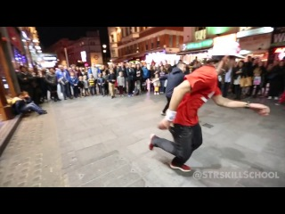 Insane STREET Football Skills - Panna London