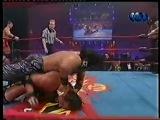 WCW NITRO 31.07.2000 (480p) - Титаны Рестлинга на канале ТНТ / Николай Фоменко