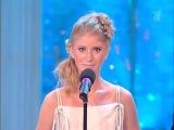 Анастасия Сорокова поёт на старославяснком..