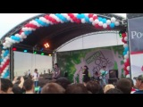 the TAIRYFALE - Здесь (на фестивале METRO ON STAGE 2012, Москва)