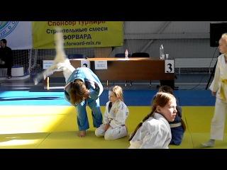 Открытый детский турнир по дзюдо.17.03.13г
