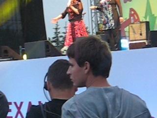 София и Аурика Ротару 26 мая 2012г. в Уфе