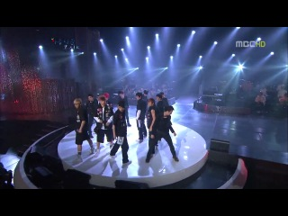 [PERF][05.06.2012] B.A.P - Power One Candle (G.O.D Cover) @ MBC Beautiful Concert