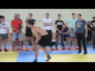 ADCC 2013 3 схватка(  БК ZEUS) Минджия Заза - Неткачев Дмитрий (СК Панкратион)