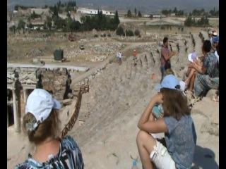 Древнегреческий театр в Иераполисе