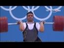 ХХХ Летние Олимпийские Игры / Тяжелая атлетика / Мужчины / 105 кг