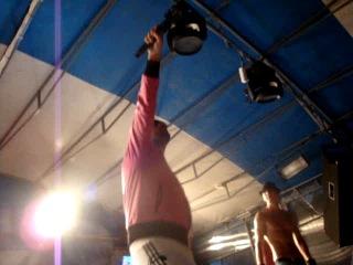 Алушта DJ Maniak vs Mc Rybik sound club 27.07.12.