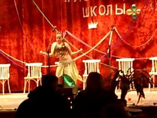 восточный танец Капитулиной Татьяны