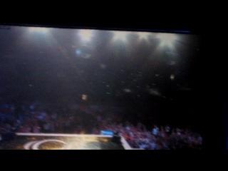 Хор Турецкого для Орифлейм на Мегафоруме 2012