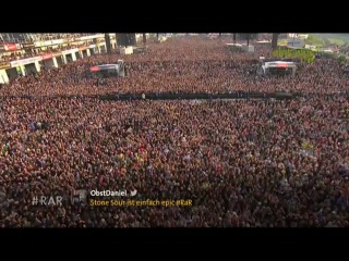 Stone Sour LIVE @ Rock am Ring 2013