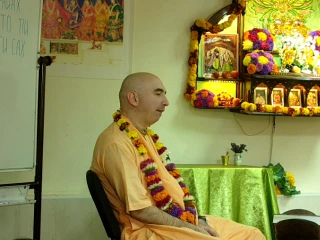 продлжение лекции БГ 4.20 - Е.С.Бхактиведанты Садху Свами махараджа 2012 09 09.