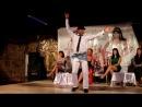 Танец живота от аниматора в Египте