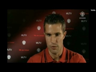 RVP interview for MUTV