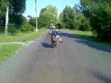 Suzuki let's 2 stunt