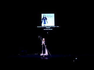 Mira Kamen no Festival 2013 - Game-Дефиле - Manyokko Makorin Boku mo mahou shoujo!?~, Шион Анделайт - Нао Какао(Москва)