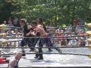 [My1Wrestling] CZW Ultraviolent Tournament Of Death V 2006 - Drake Younger JC Bailey vs. Lobo