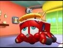 Финли - маленькая пожарная машина. 1 сезон 2 серия. Финли заболел / Нехватка бензина