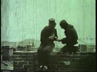 Purzel als Schornsteinfeger / 1912