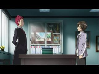 Haiyore! Nyaruko-san W / Ползучий хаос! Няруко-сан [TV-2] 2 сезон 9 серия (озвучка ShadMG & Лизавета)