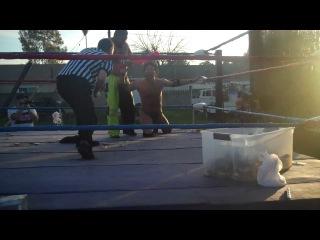 XWW Forever Ultraviolent 2 - Sexxxy Eddy vs  -