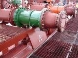 Construction of tanker Loading unit