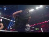 Team The Shield vs Team Hell No & The Undertaker - WWE RAW 22.04.13