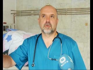 Телеканал Волга - Вручение медицинского оборудования Детской Областной Больнице
