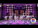 Nogizaka46 - Hashire! Bicycle (Live at CDTV 2012.07.15)