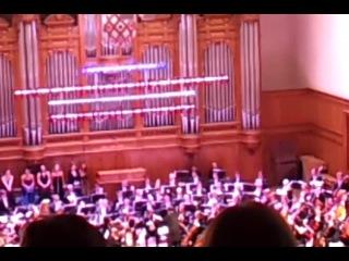 Р. Вагнер «Валькирия», 3 акт оперы в концертном исполнении Дирижер — Валерий Гергиев