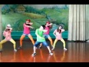 Современные танцы (9-12 лет) тренер Катя Чубенко
