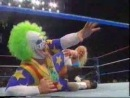 [ WWF Monday Night RAW 17.05.1993 - Mr. Perfect Vs. Doink The Clown (King Of The Ring Qualifying)