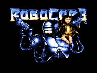 NES Title Screen Music _ RoboCop 3