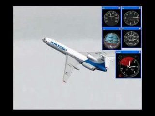 Полная реконструкция авиакатастрофы ТУ-154