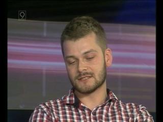 9 канал - в гостях в прямом эфире Михаил Тонконогий и Антон Чернодуб