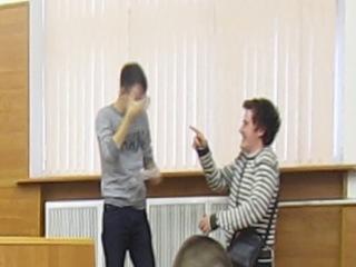 Видео-визитка (ЭИС-15). День Первокурсника ИЭФ 2013. ЯГТУ
