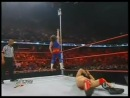"WWE.my1 WWE Raw 10.08.09 - The Miz ""Calgary Kid"" vs Eugene Contract-On-A-Pole Match"