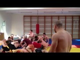Приглашение Антона Бритвы на тренинг Спарта в Калининграде!