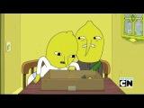 Adventure Time - Lemongrabs