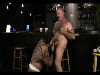 (hairy and raw) - backdoor bare - mac brody & clint taylor