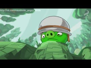 Злые птички / Angry Birds - 4 серия HD (Another birthday - Ещё один день рожденья)