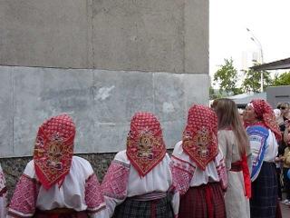 ЦТРК Параскева ПятницаСтреловая (обрядовая) - День города 6 июля 2013